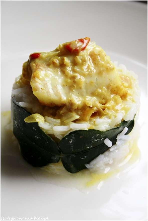 tajskie curry rybne