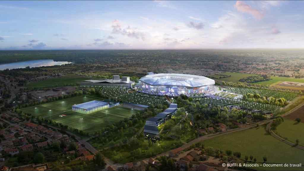 LYON - Groupama Stadium (59,186) - SkyscraperCity