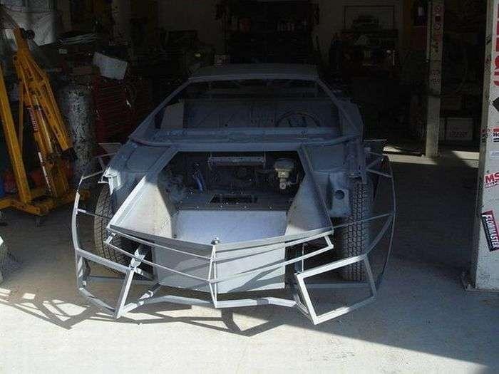 94291 - Convertir de Pontiac a Lamborghini Reventon