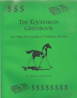 The Equestrian GreenBook, Anderson, August K.