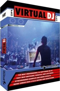 Atomix Virtual DJ Pro v7.0.3 Build 358