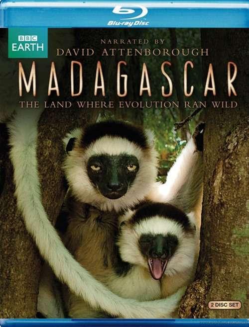 BBC - Madagascar (2011) BRRIP 480p XviD AC3 TRSUB-BDR